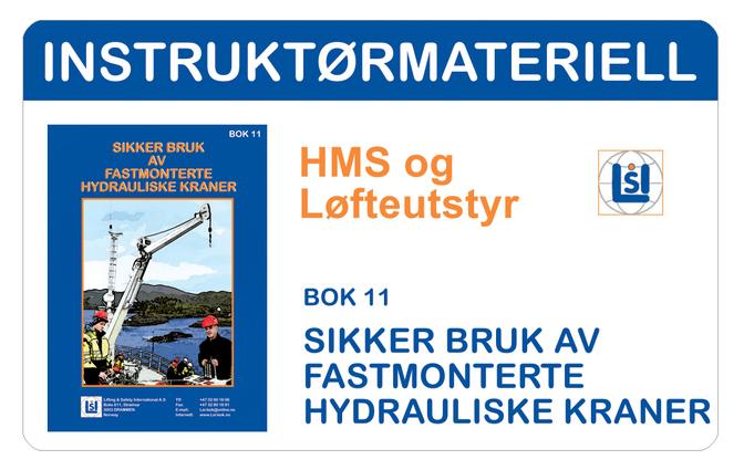 Instruktørmateriell - Bok 11 utg. 1 2017