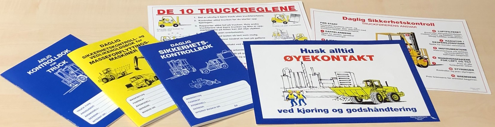 Kampanje: Gunnar Luthen materiell