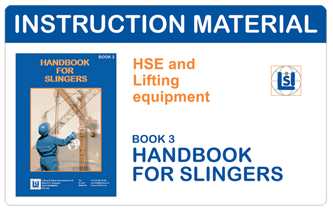 USB-KORT Book 3 Handbook for slingers